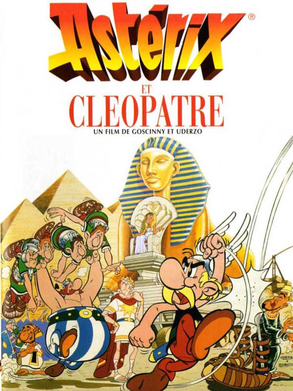 Asterix Et Cleopatre Film 1968 Allocine