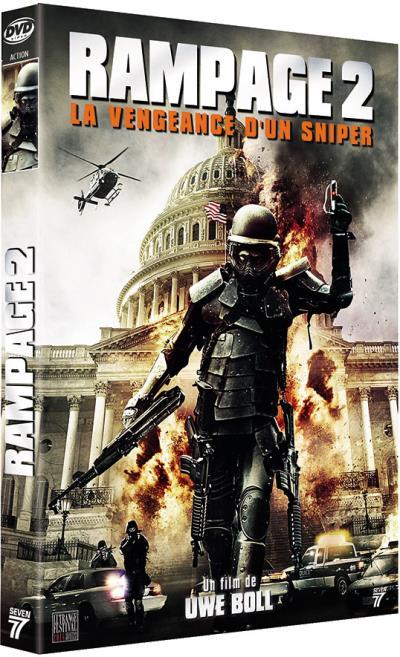 Télécharger Rampage 2 - La vengeance d'un sniper Gratuit DVDRIP