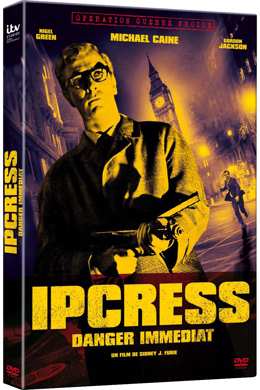 Télécharger Ipcress - Danger immédiat TRUEFRENCH VF Uptobox