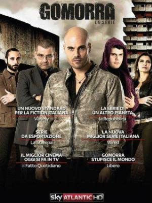 Affiche de la série Gomorra