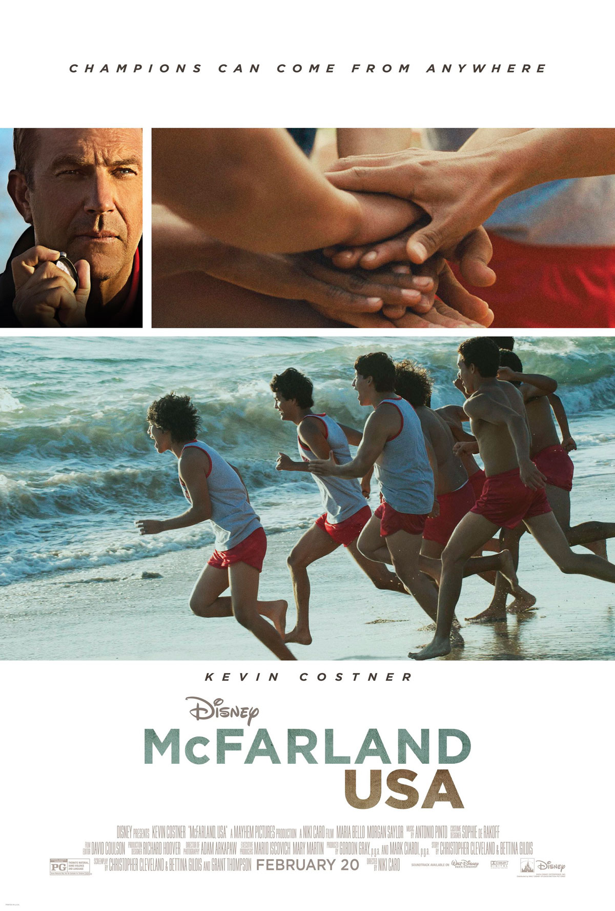 Télécharger McFarland, USA TRUEFRENCH VF Uptobox