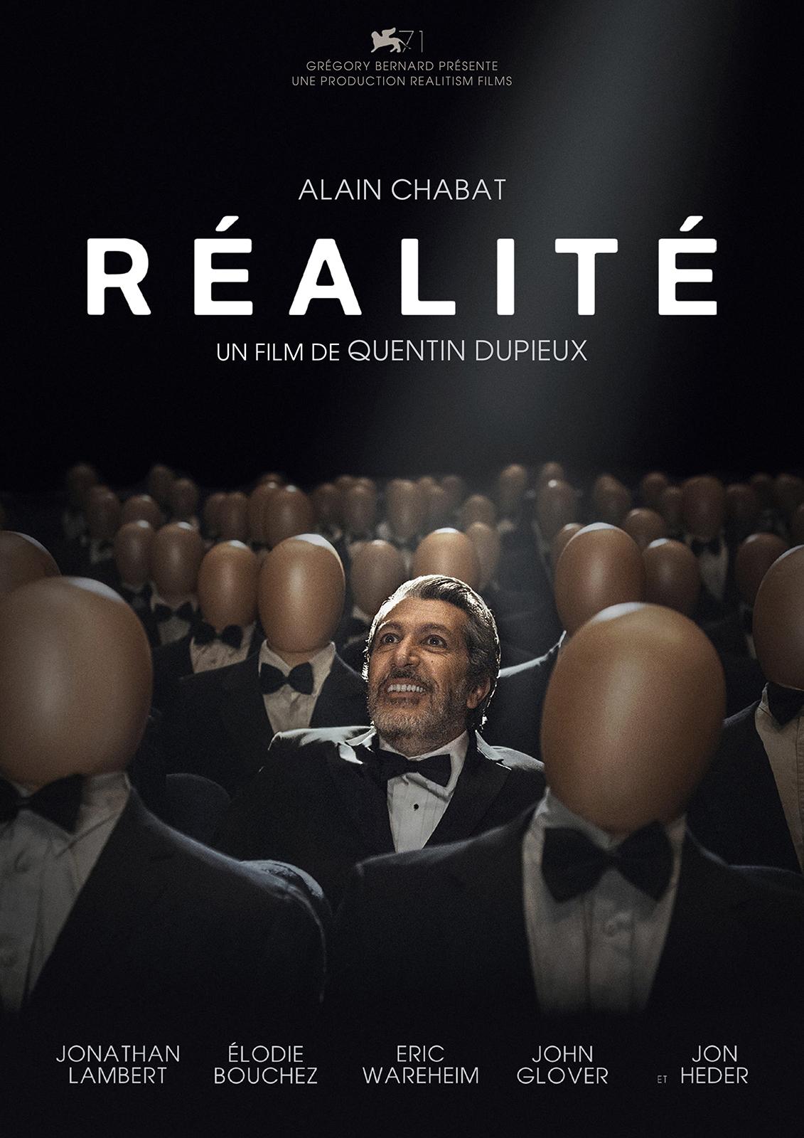 Réalité en Streaming