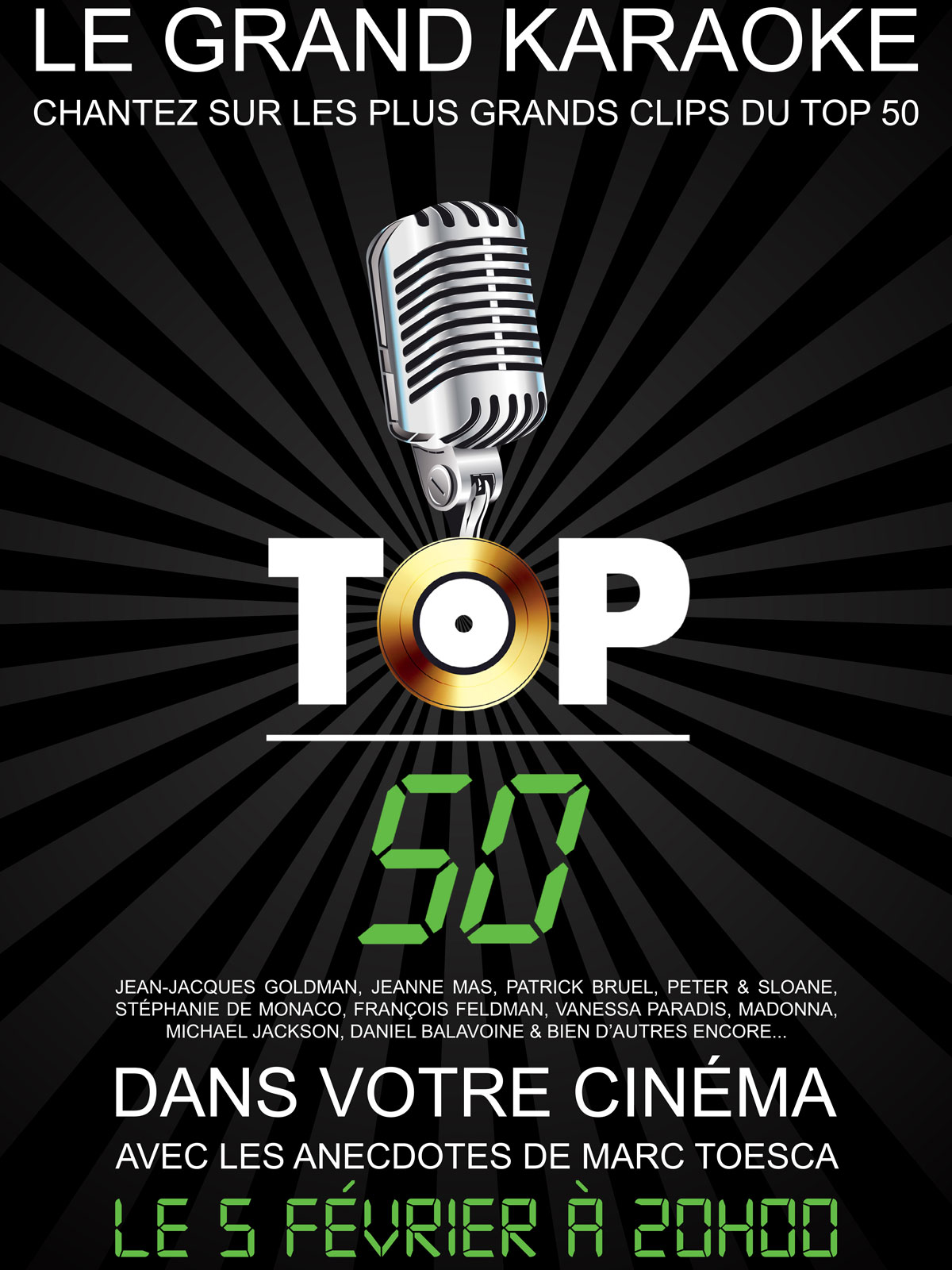 Télécharger Top 50 (Côté Diffusion) HD VF Uploaded