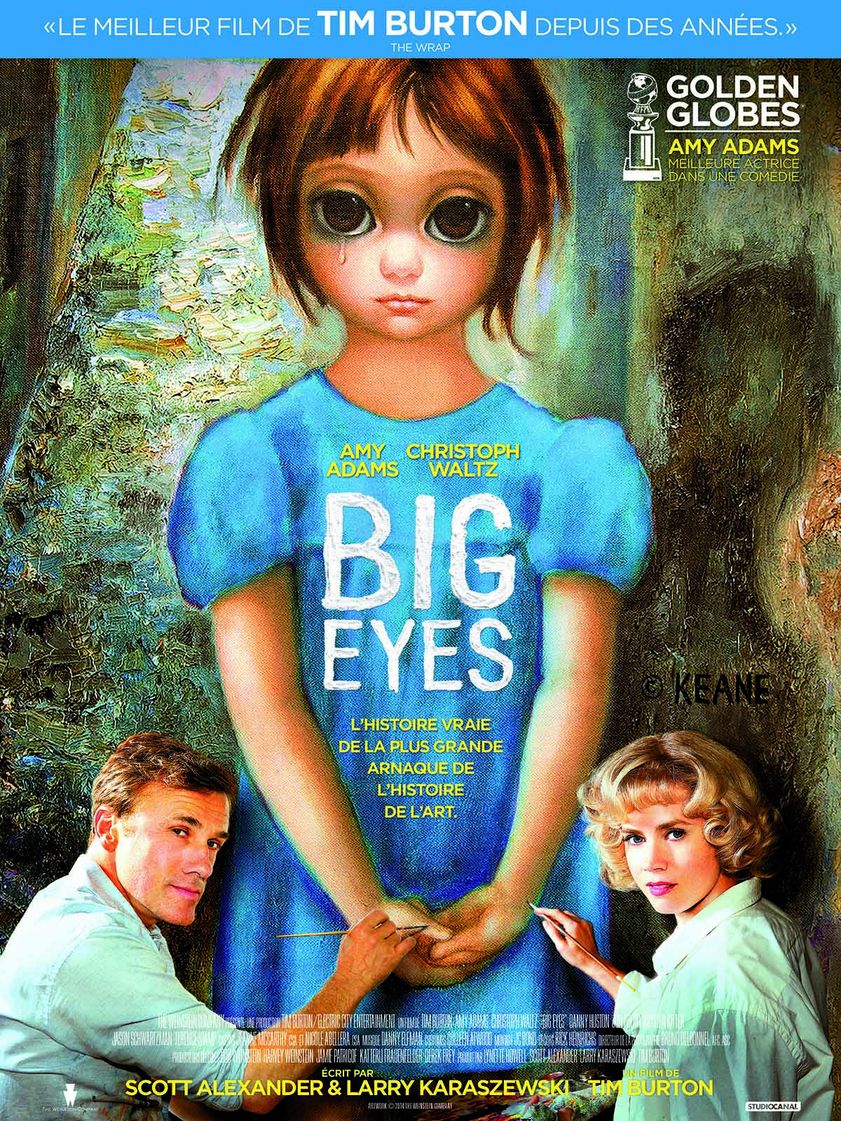 Big Eyes - film 2014 - AlloCiné