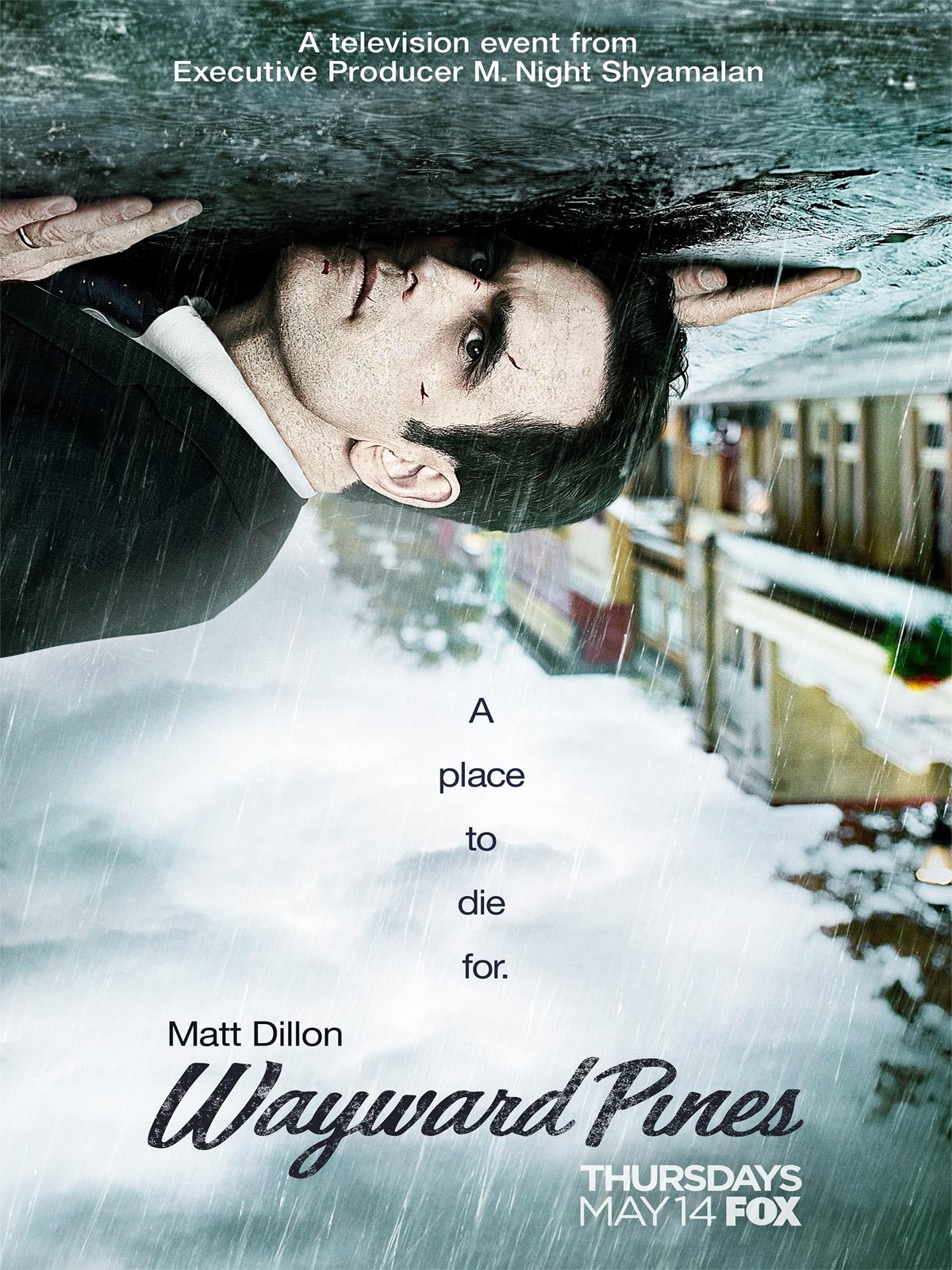 Affiche de la série Wayward Pines
