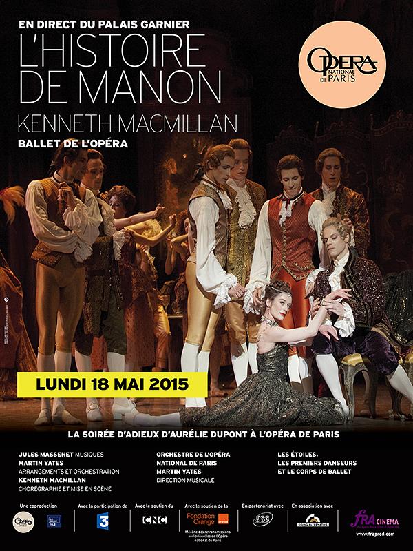 Télécharger L'histoire de Manon (UGC Viva l'opéra - FRA cinéma) HD VF