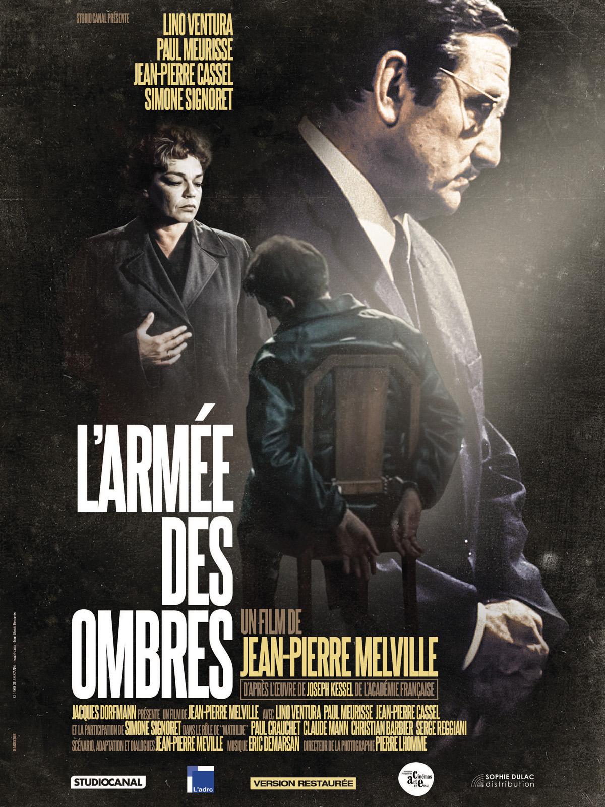 Achat L'Armée des Ombres en DVD - AlloCiné