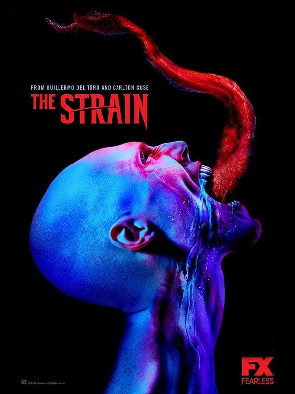 Affiche de la série The Strain