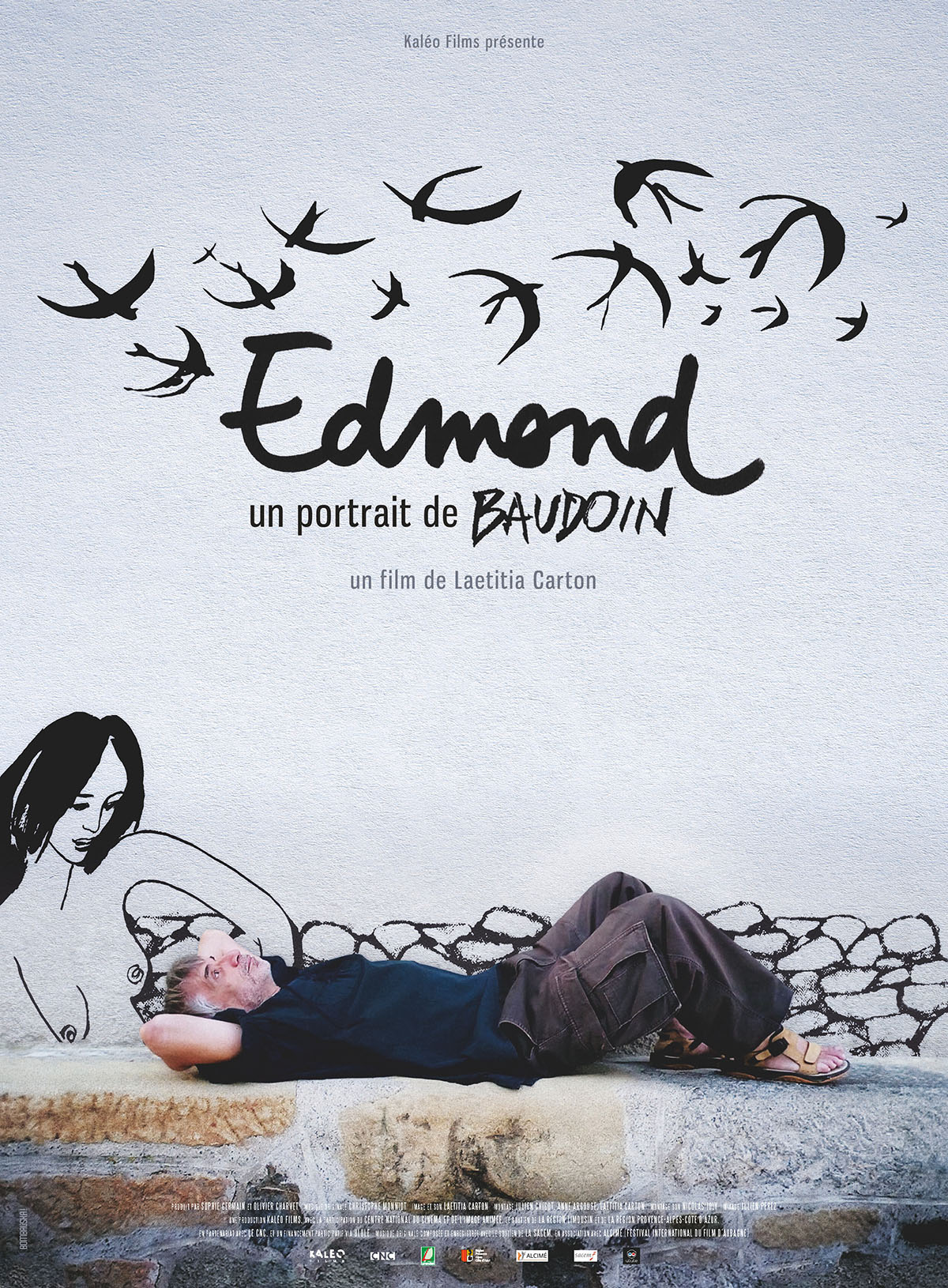 Edmond, un portrait de Baudoin en Streaming