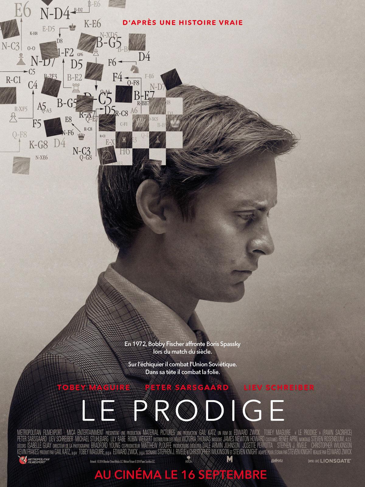 Achat Le Prodige en DVD - AlloCiné