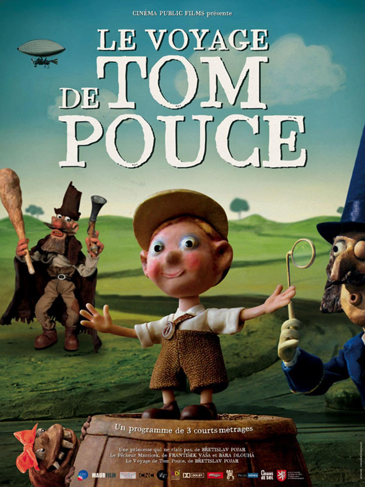 Télécharger Le Voyage de Tom Pouce Gratuit HD