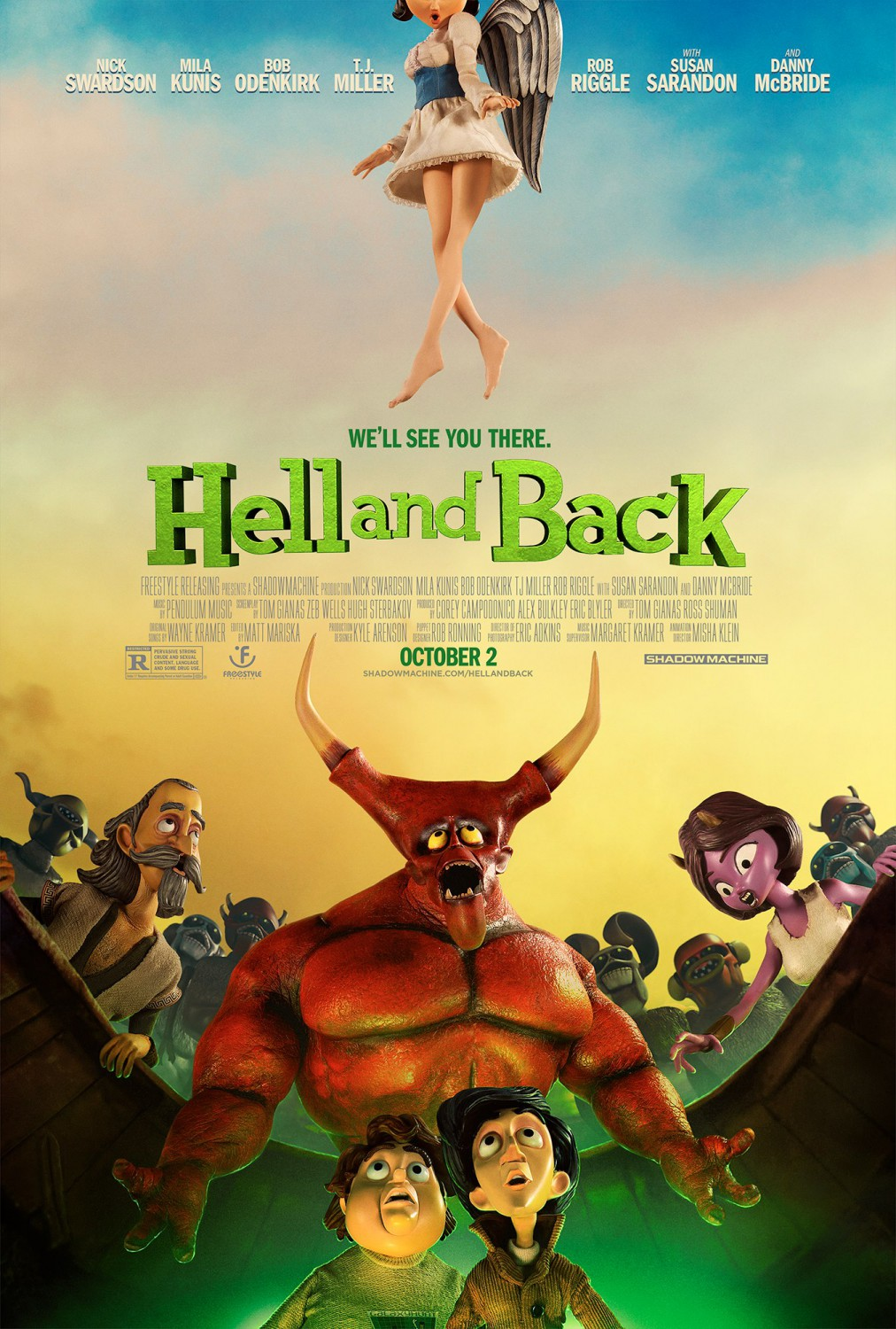 Hell & Back ddl