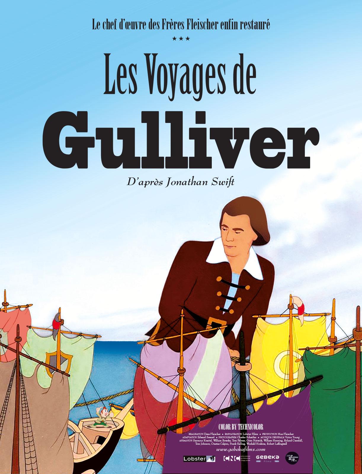 GULLIVER VOYAGES DE 1939 LES TÉLÉCHARGER
