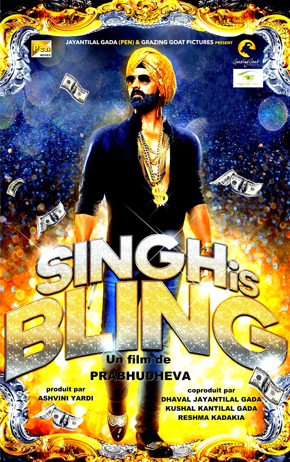 Singh Is Bling en Streaming