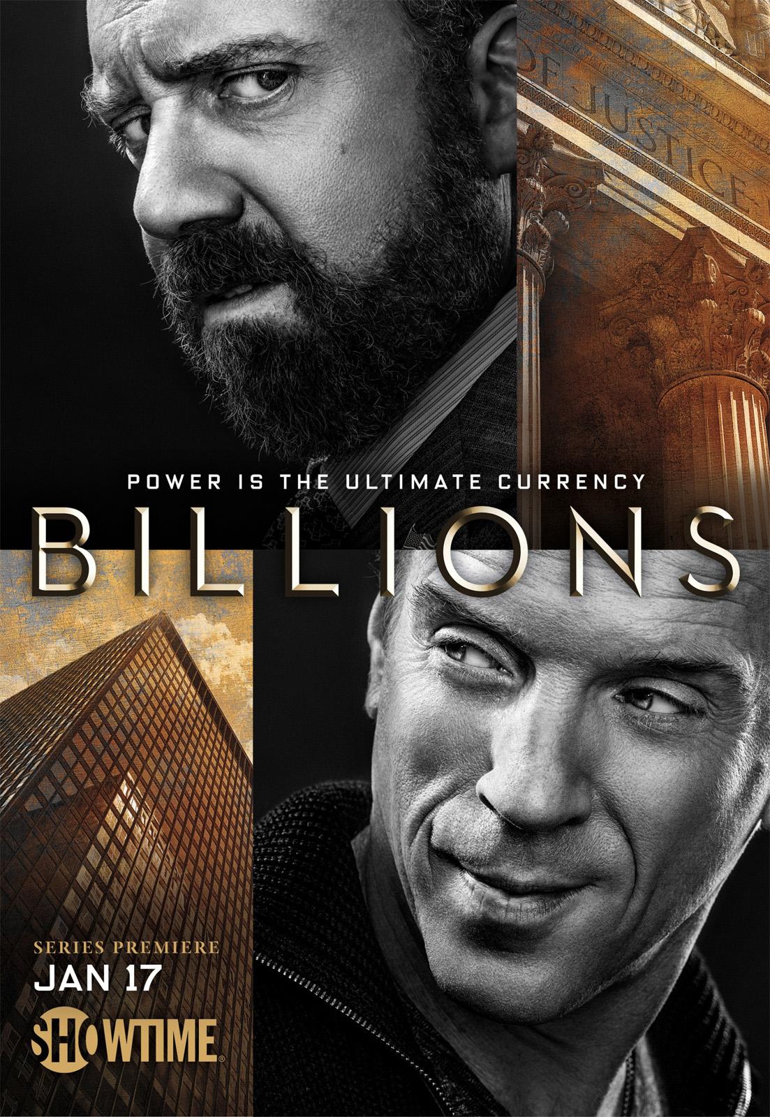 Affiche de la série Billions
