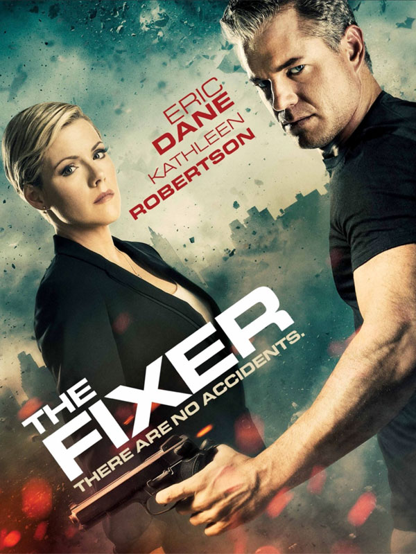 Affiche de la série The Fixer