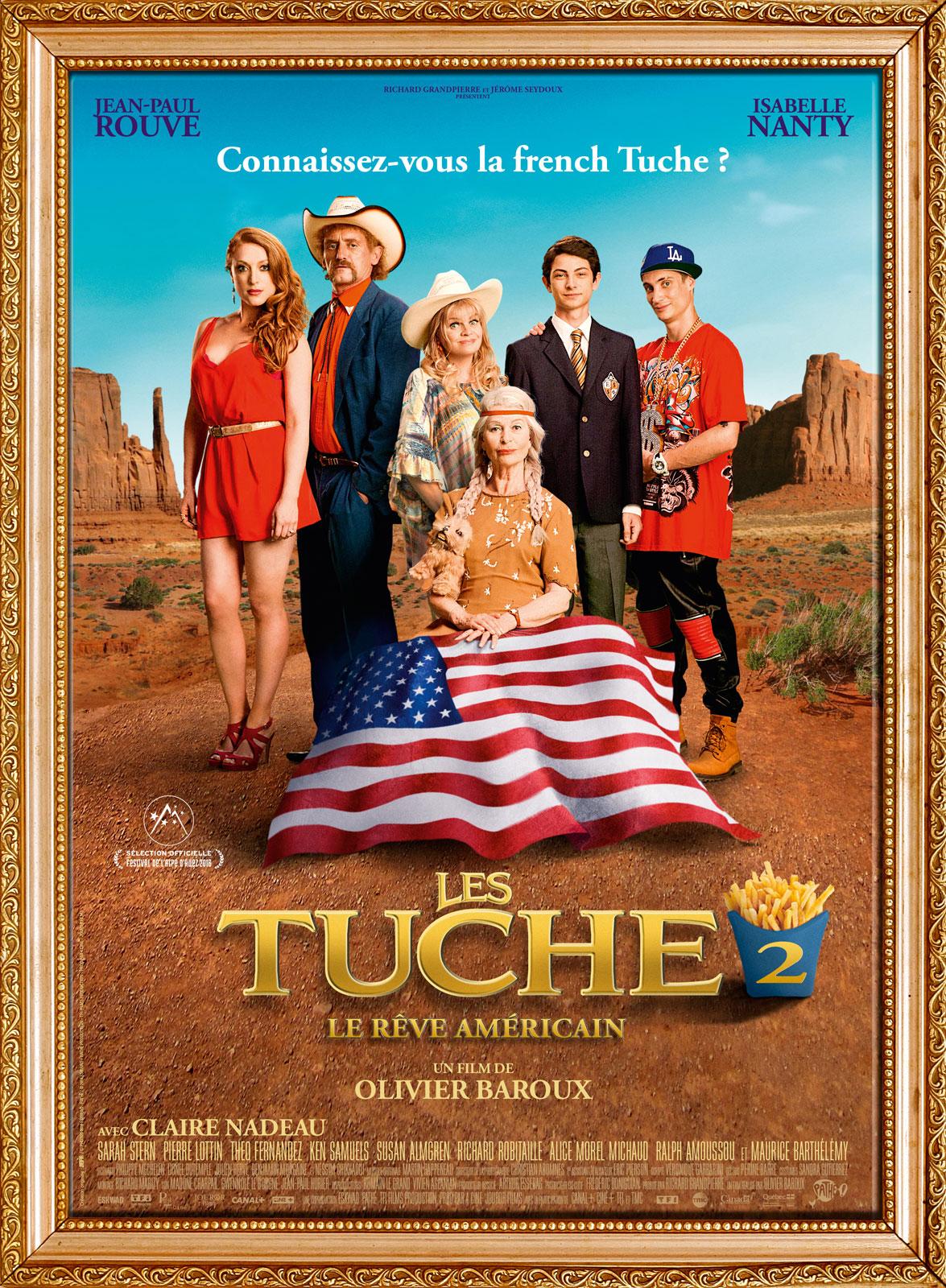 Achat Les Tuche 2 - Le rêve américain en DVD - AlloCiné