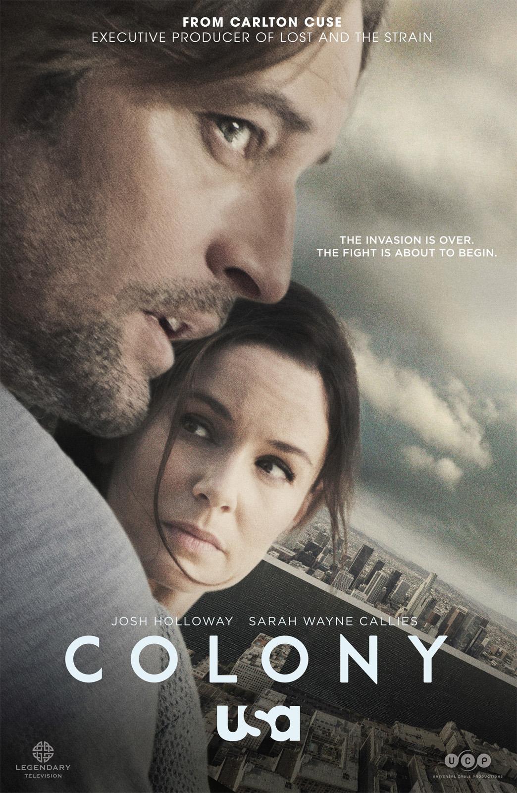 Affiche de la série Colony