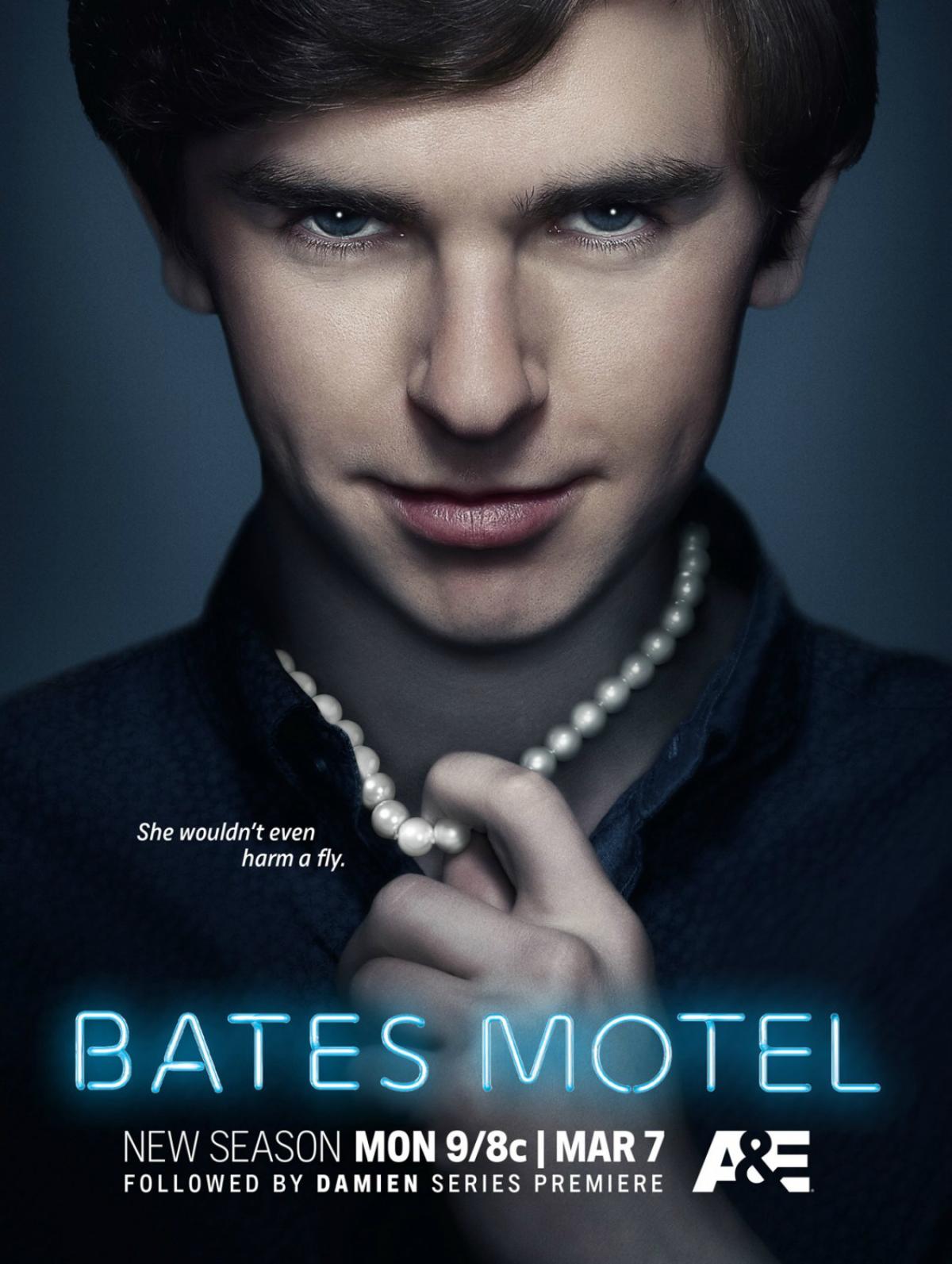 Affiche de la série Bates Motel