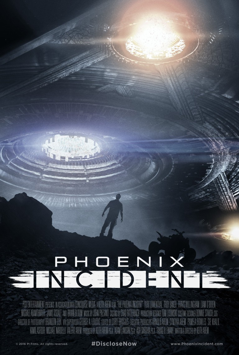 The Phoenix Incident ddl