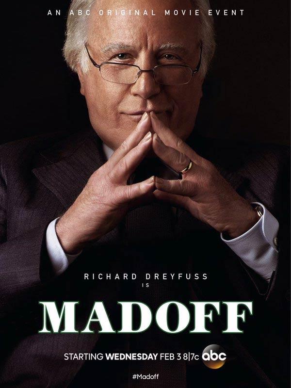 Affiche de la série Madoff