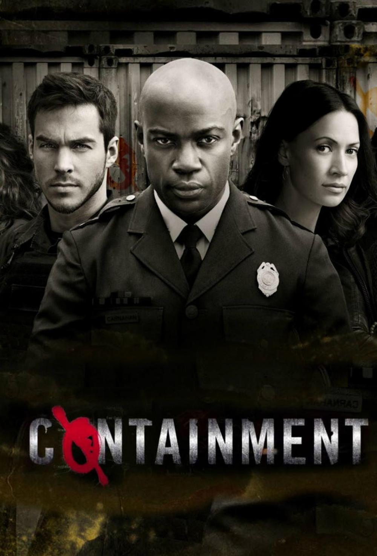 Affiche de la série Containment