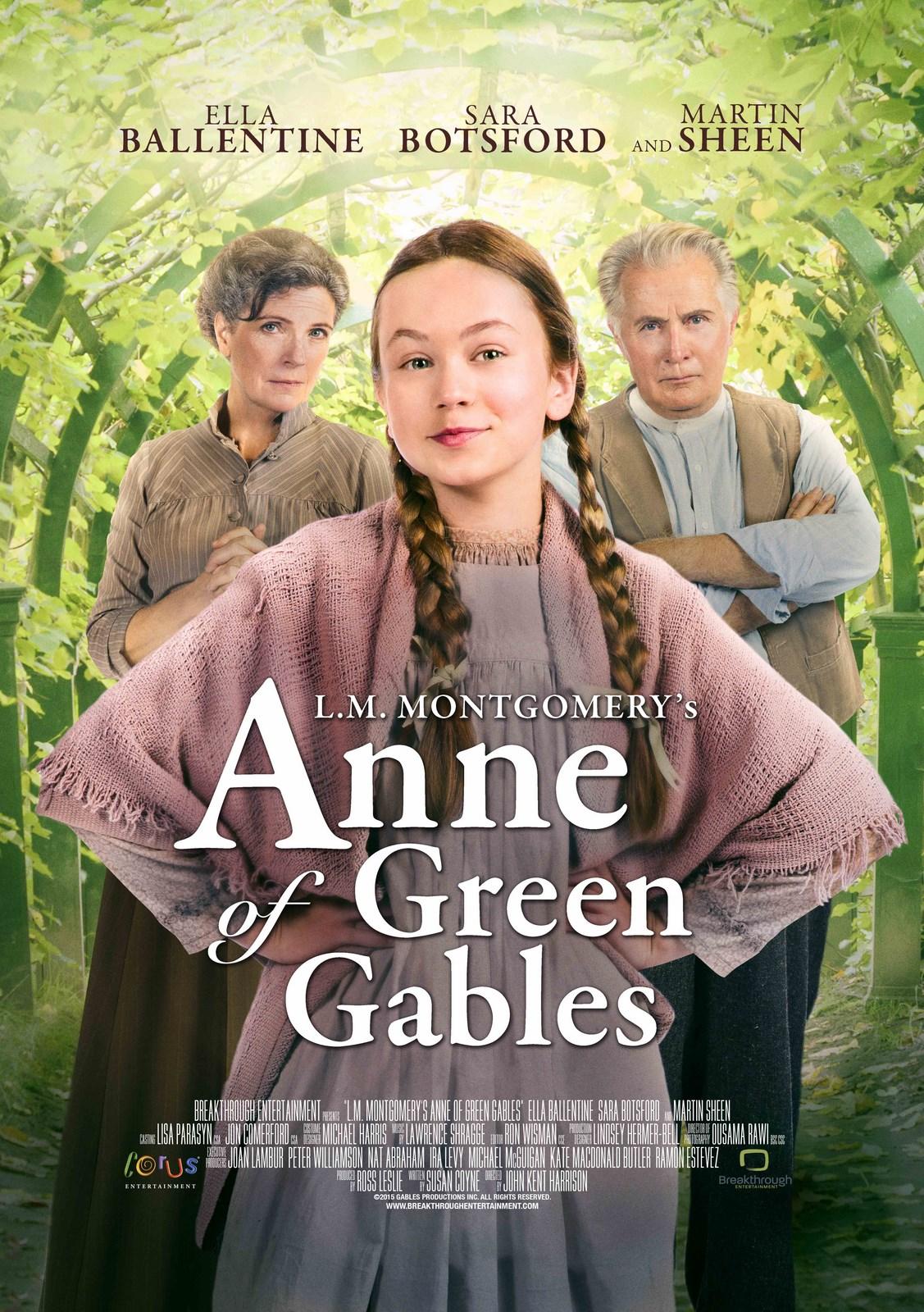 ANNE OF GREEN GABLES 10-NL