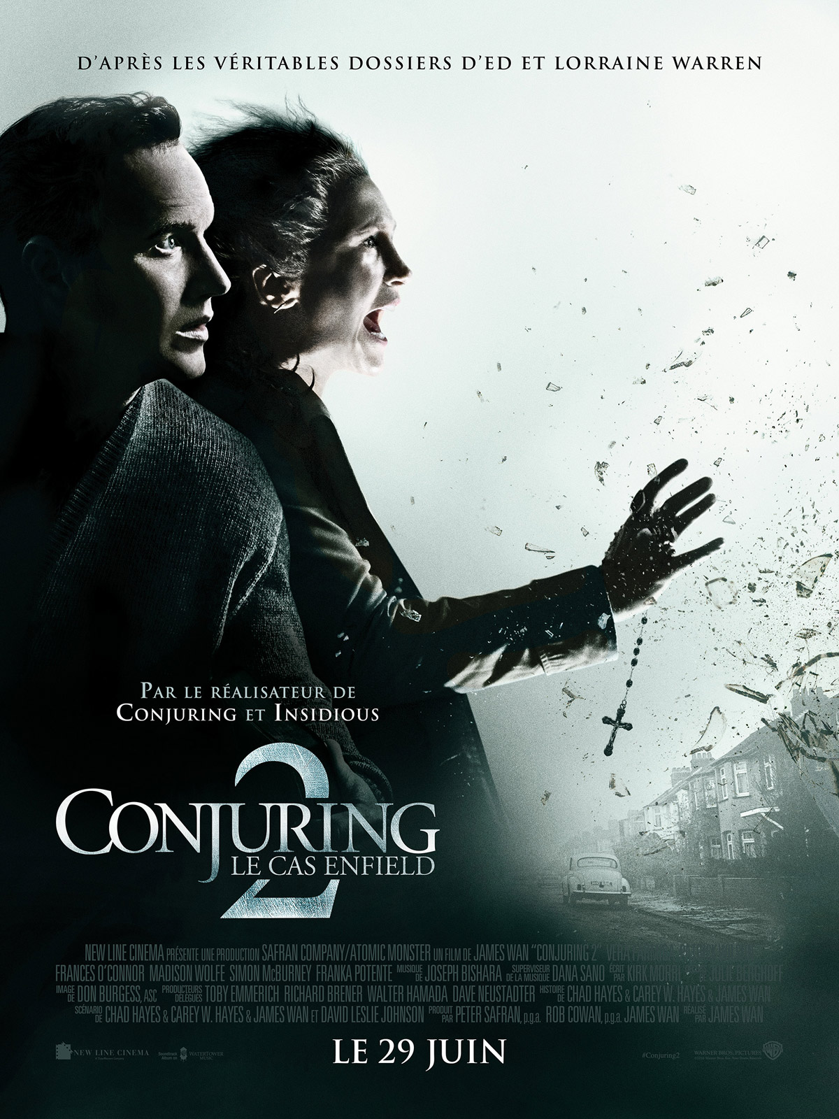 Conjuring 2 : Le Cas Enfield ddl