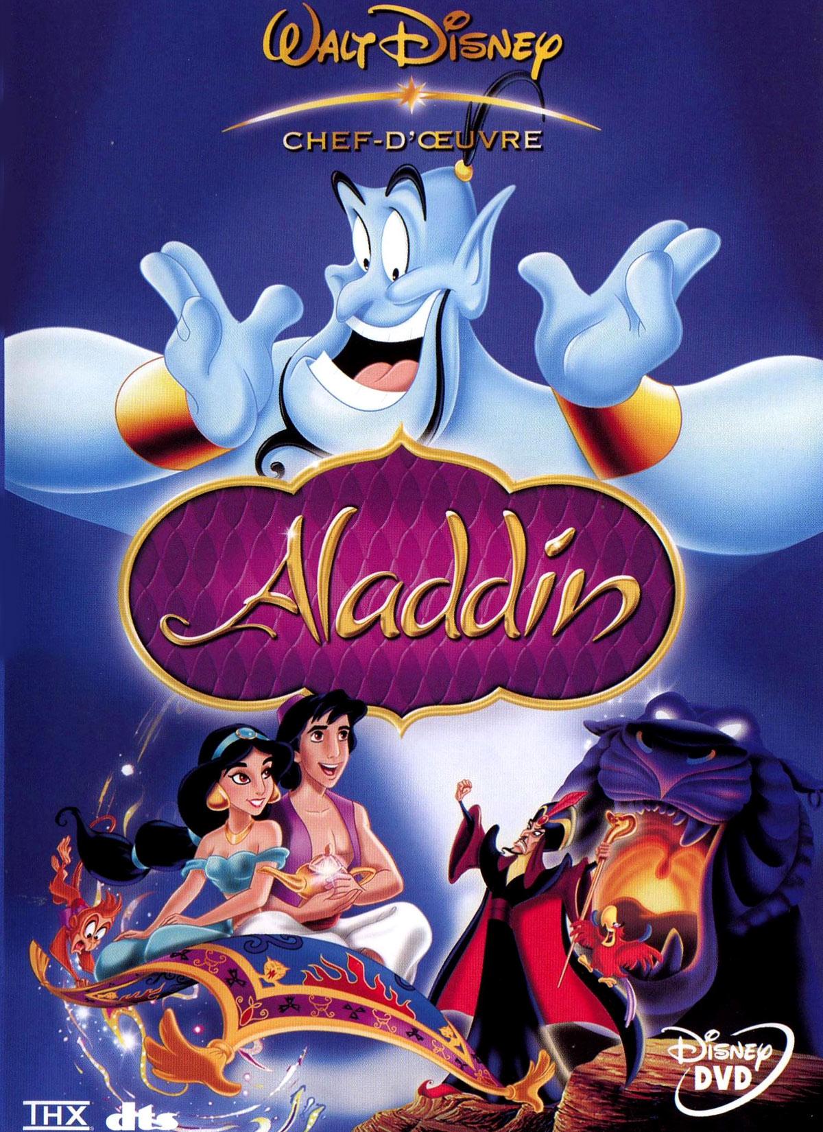 Télécharger Aladdin HD Uptobox