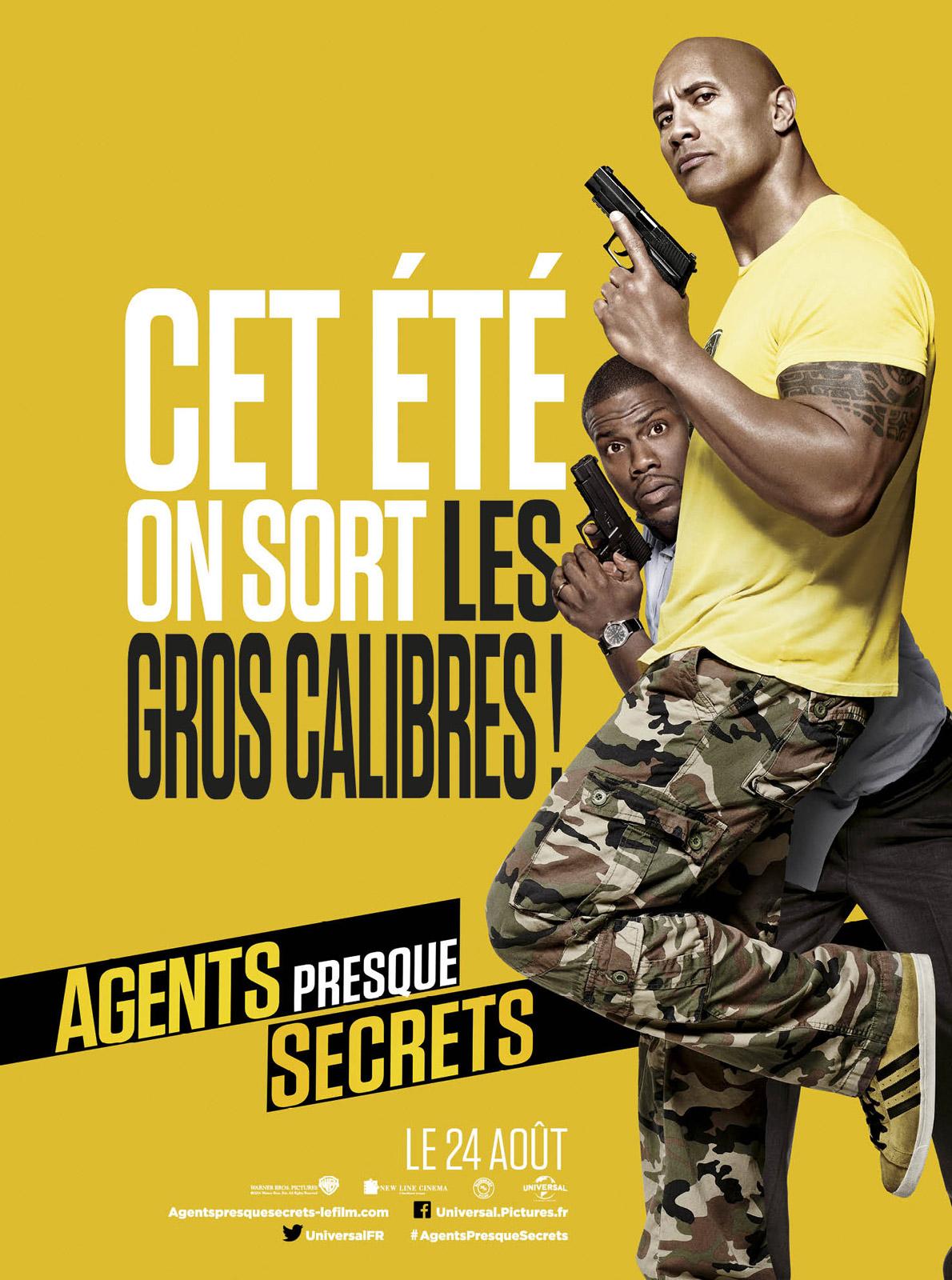 Agents presque secrets ddl