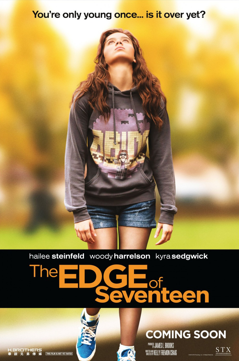 The Edge of Seventeen - film 2016 - AlloCiné