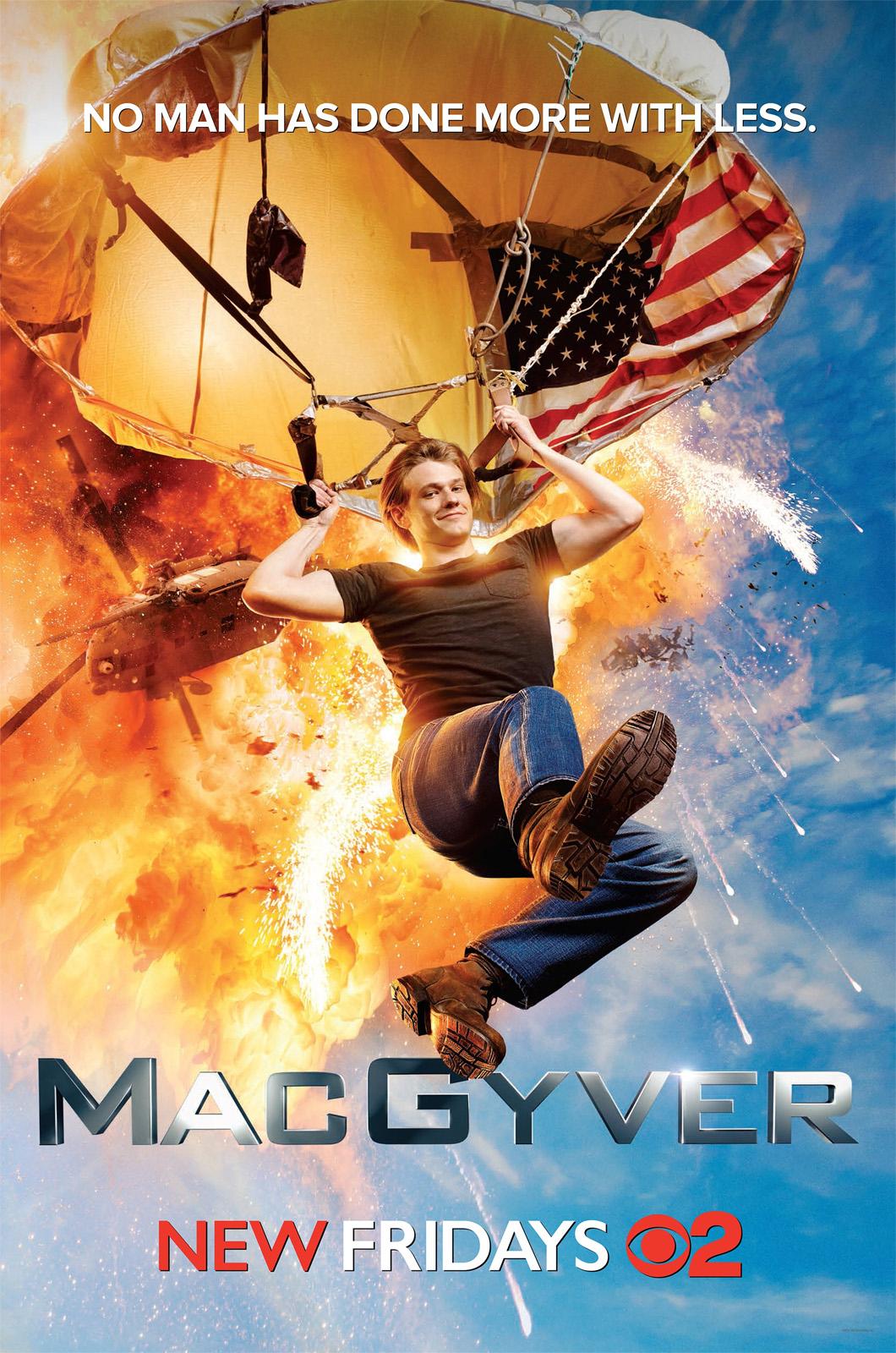 Affiche de la série MacGyver (2016)