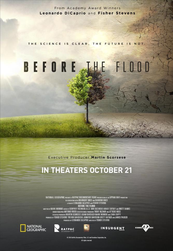 Avant le Déluge – Leonardo Di Caprio