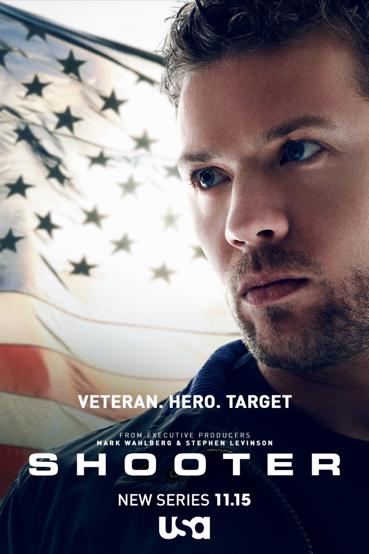 Affiche de la série Shooter