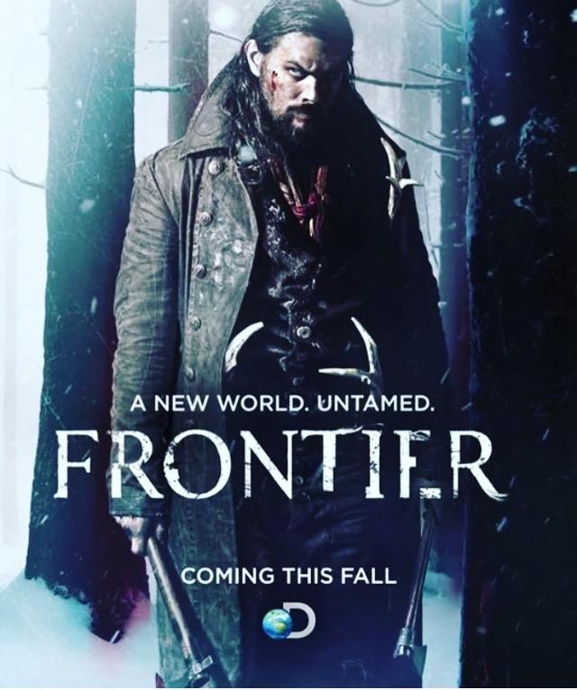 Affiche de la série Frontier
