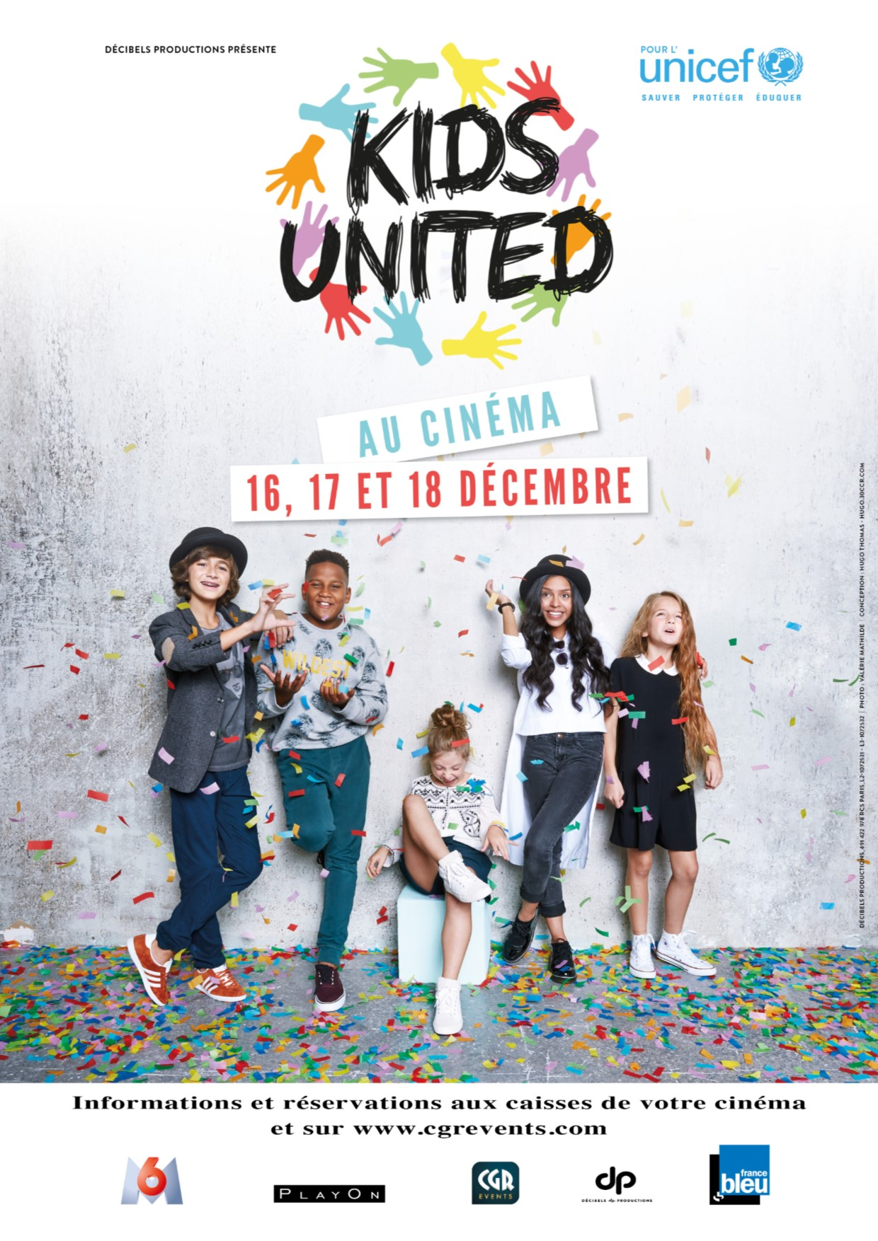 Télécharger Kids United HD VF Uploaded