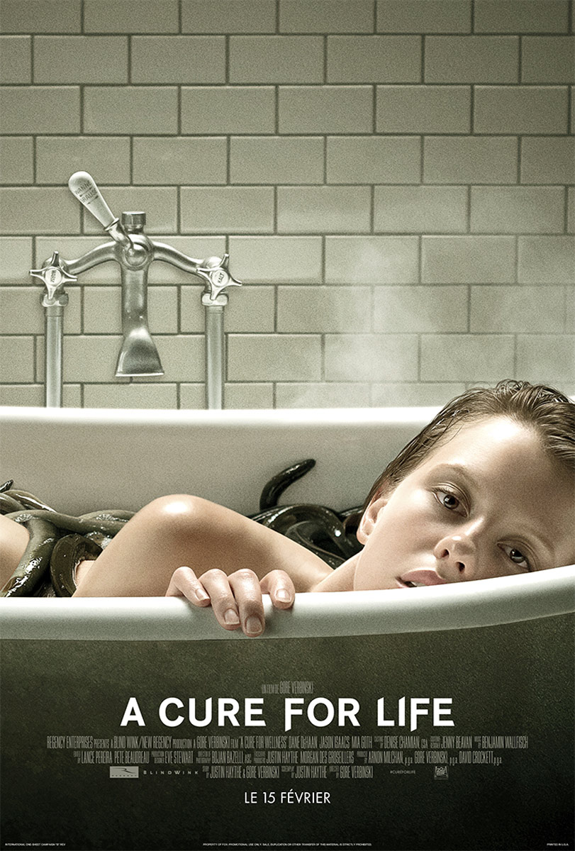Achat A Cure for Life en DVD - AlloCiné