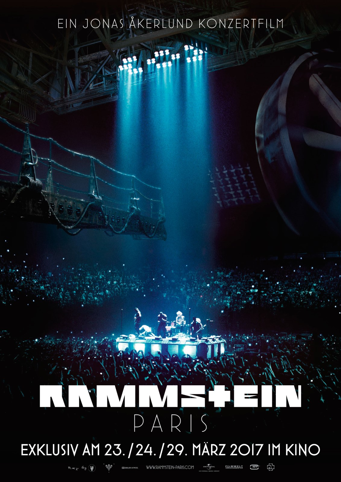 Télécharger Rammstein: Paris Complet DVDRIP Uptobox