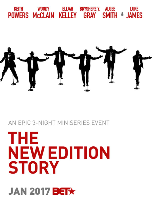 Affiche de la série The New Edition Story