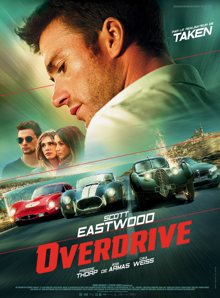 Overdrive streaming