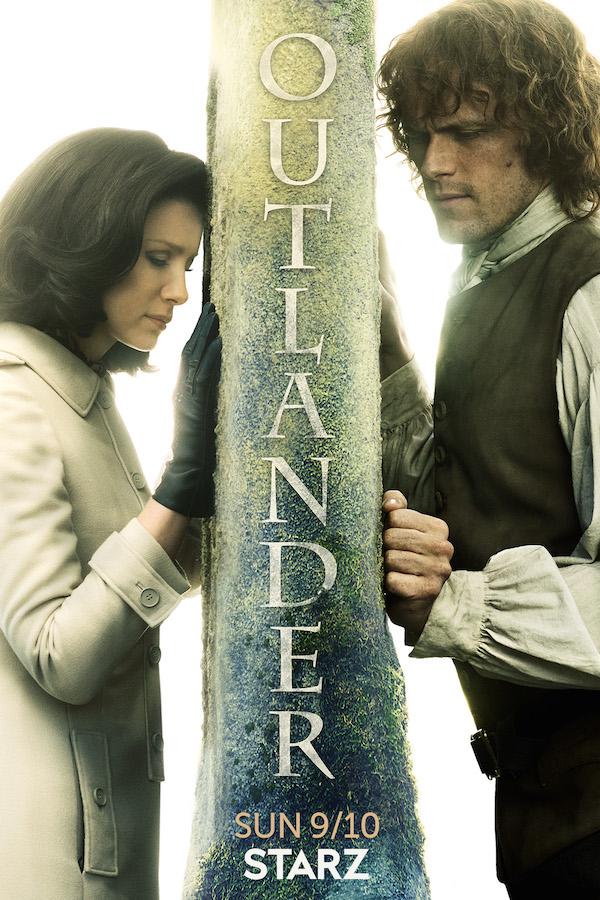 Affiche de la série Outlander