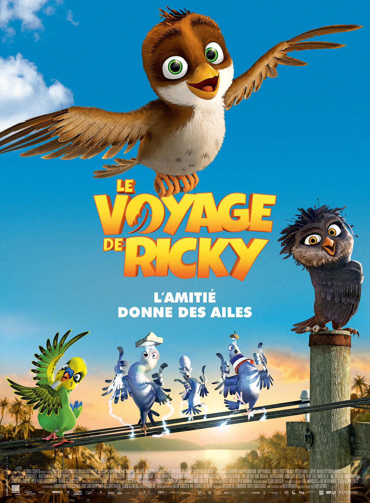 Télécharger Le Voyage de Ricky TUREFRENCH Gratuit