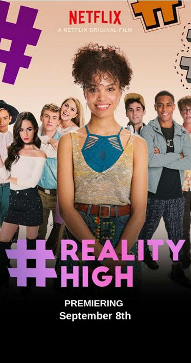 Affiche du film #REALITYHIGH