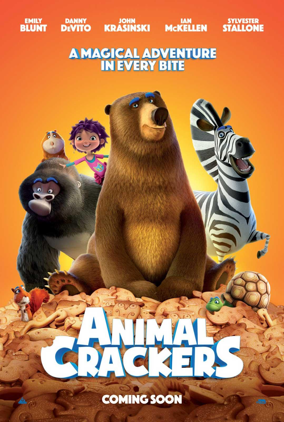 Animal Crackers streaming