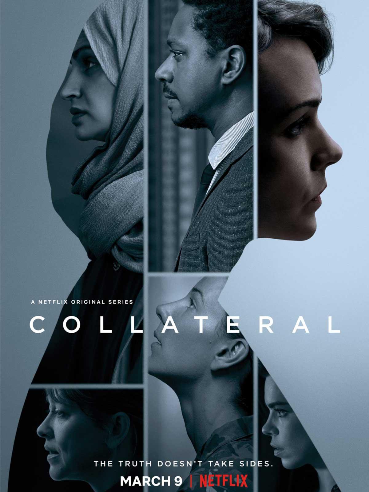 Affiche de la série Collateral