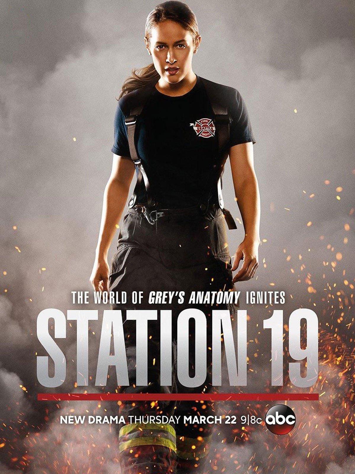 Affiche de la série Station 19