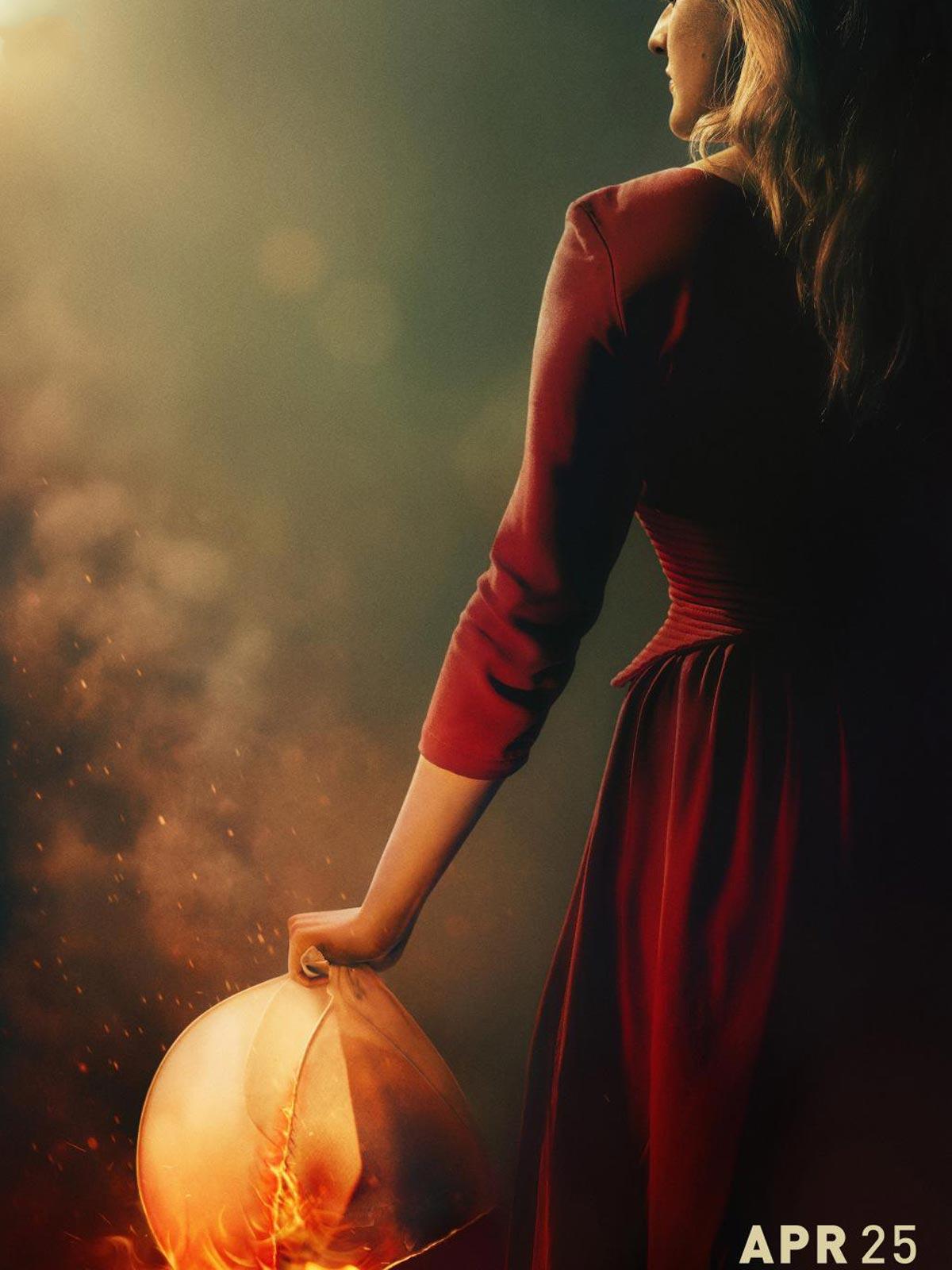 Affiche de la série The Handmaid's Tale