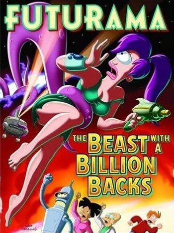Futurama : The Beast with a Billion Backs