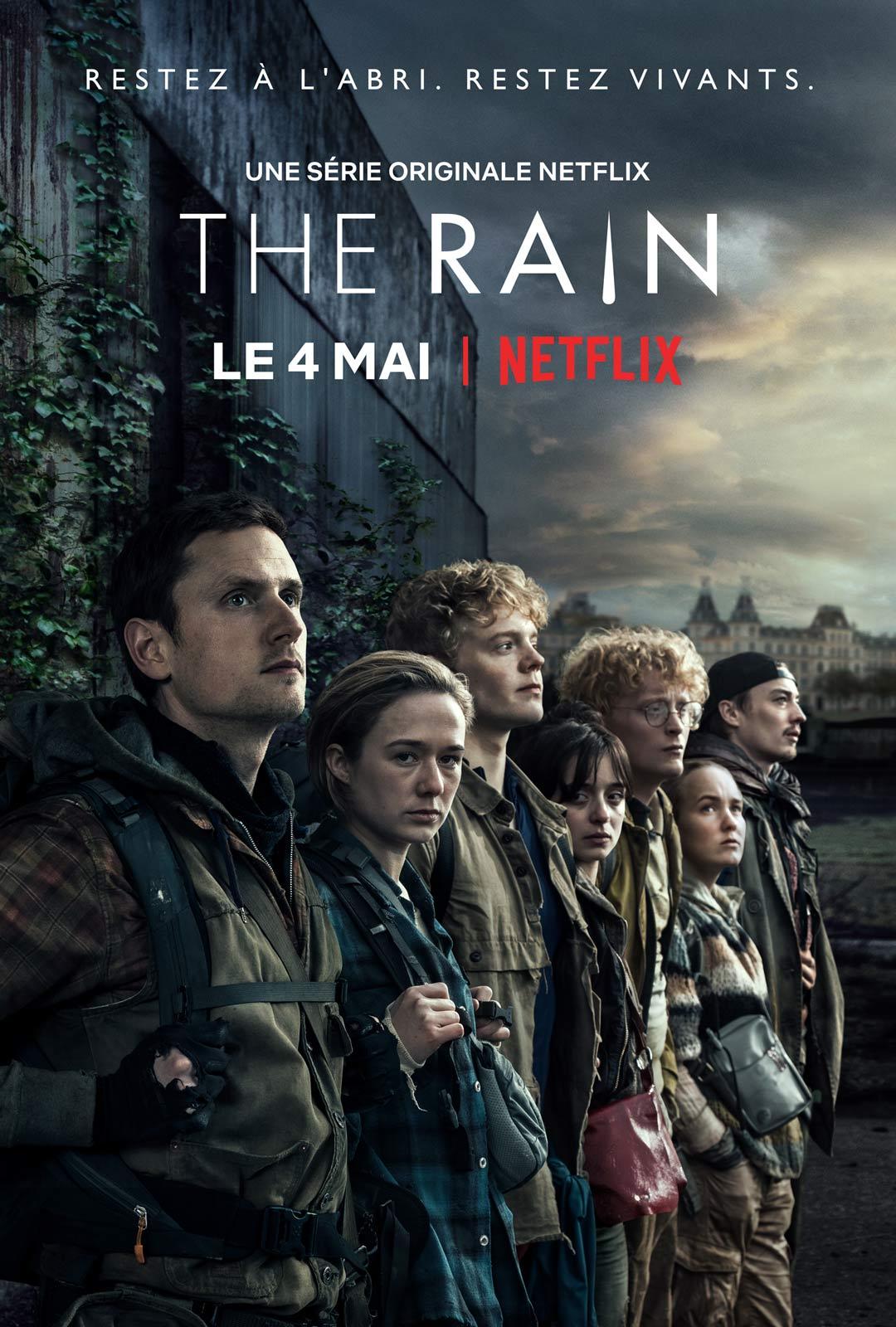 Affiche de la série The Rain