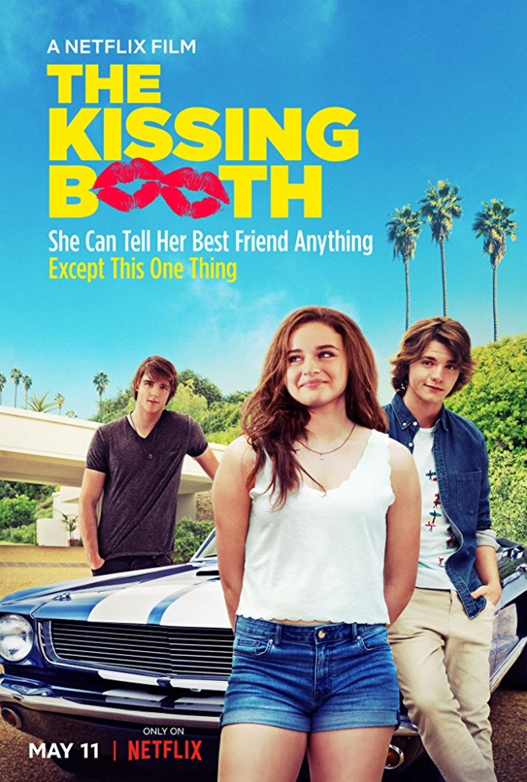 The Kissing Booth - film 2018 - AlloCiné